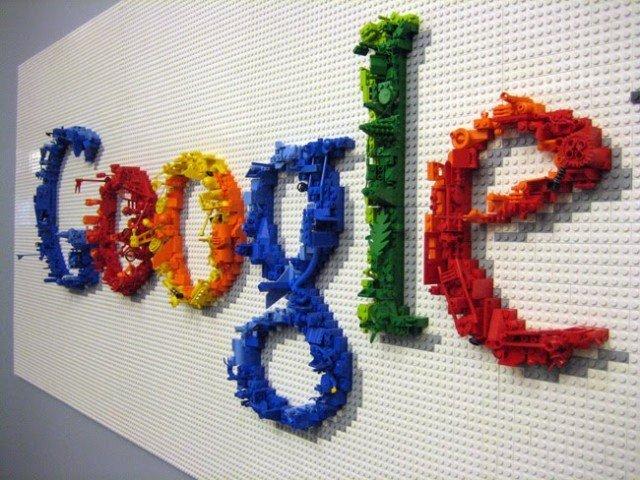La vie aux bureaux de google » at diaposon