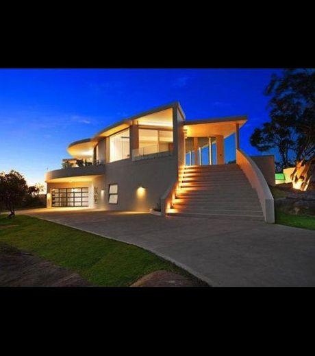 Plan D Une Villa Des Stars : « une villa qui rappelle sans conteste le starship